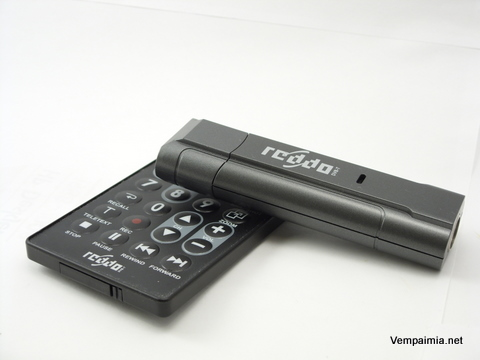 reddo digi-tv - loght box